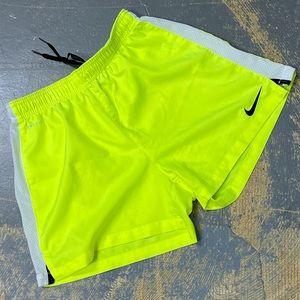 Nike Dri-Fit Volt Soccer Shorts 724861-702 Small
